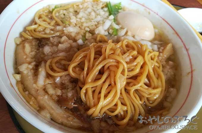 本日はさんぽう亭篠ノ井店のこってり中華でお昼ごはん、美味かった!