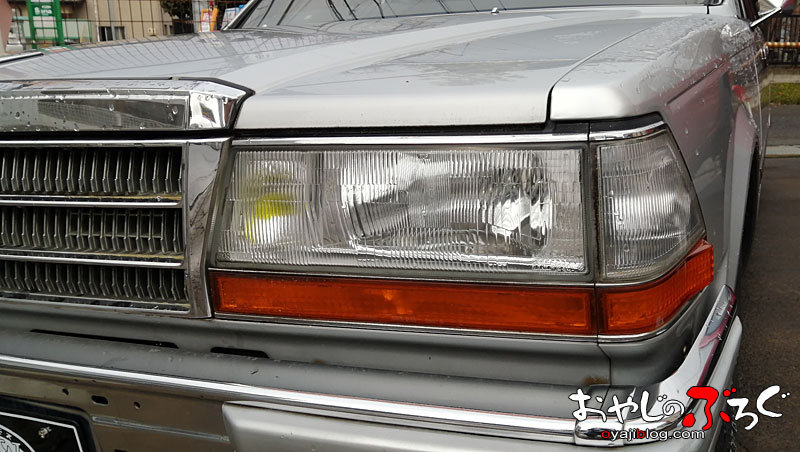 昭和62年 日産 Y30 グロリアワゴン